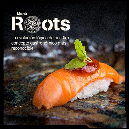 Menu Gastronómico Roots Yugo The Bunker
